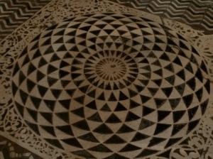 Mosaic Floor of Bapistry