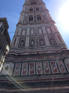 Giotto's Campanile - Bell Tower at Duomo