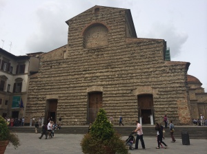 Front of San Lorenzo